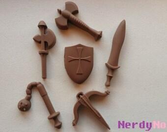 Chocolate Adventurers Pack