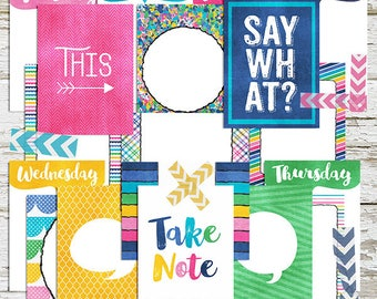 Plan it Out Journal Cards
