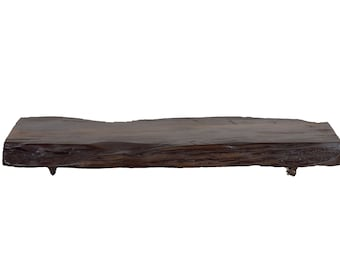 Cedar Blossom Custom Coffee Tables Live Edge Rustic Slab