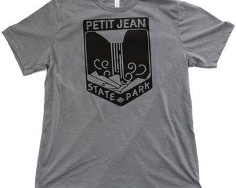 Petit Jean State Park Soft T Shirt