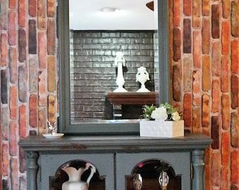 Small Curio Cabinet With Mirror