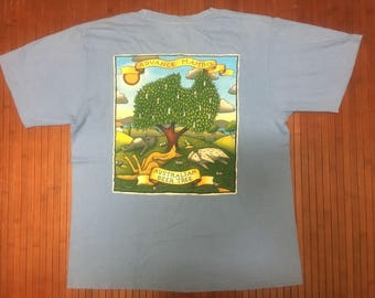 Vintage Advance Mambo Shirt-Australian Beer Tree -Size L