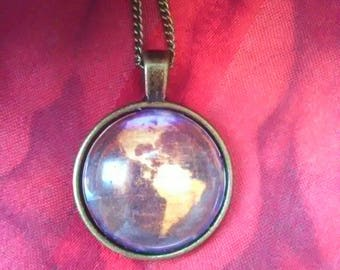 World Traveler necklace