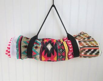 Picnic Blanket Waterproof, Large Beach Blanket, Large Picnic Blanket - Waterproof Blanket, Southwest Blanket, Beach Blanket