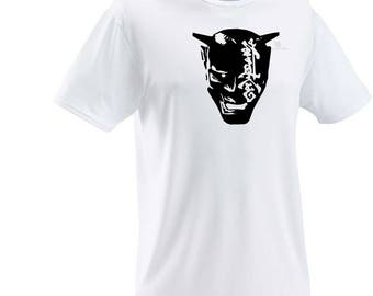 kyokushinkai black white tshirt made on order
