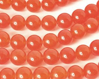 row 35 natural 10 mm Malaysia jade beads