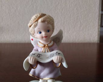 Hymns of the heavens angel from the Tender Hearts collection