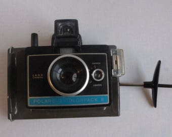 Vintage 1960s Polaroid Colorpack II Camera **NOT TESTED**