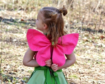 Fairy Wings, Butterfly Wings, Fairy Costume, Costume Accessory, Gift for Kid, Tinkerbell, Birthday Gift, Fairy Party, Halloween, ReadyToShip