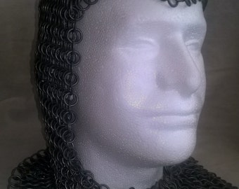 Chain Maille Hood