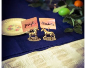 Horse Place Card Holder