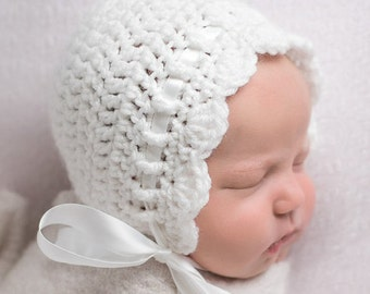 Baby Hat, Newborn Baby Girl Clothes, Coming Home Outfit, Baby Shower Gift, Newborn Girl, Baby Bonnet, Winter Hat, Take Home Outfit