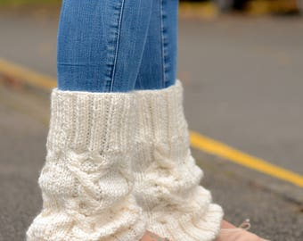 Hand made knitted womens accessories