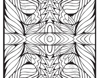 Coloring Page (Waves)