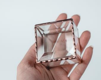 Engagement ring box Etsy