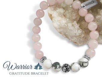 Breast Cancer Inspirational Gift, Cancer Survivor Bracelet For Women, Encouragement Gift, Breast Cancer Bracelet, Warrior Bracelet