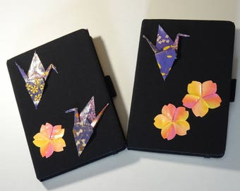Book block Notes Origami