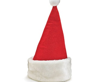 Santa Hat/Wreath Supplies/Christmas Hat/Christmas Decor/9724152