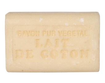 Lait de Coton Marseilles scented soap