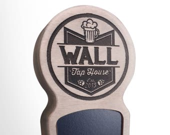 Engraved Custom Beer Tap Handle - Cascade