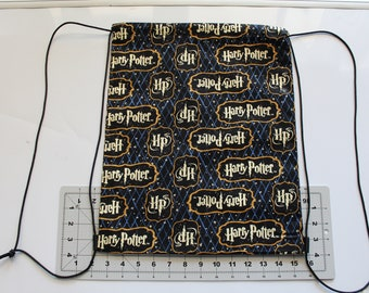 Wizard Drawstring Backpack