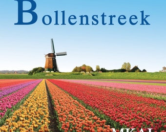 Bollenstreek 3/4 Circle MKAL Yarn Kit in your choice of colors (tq)