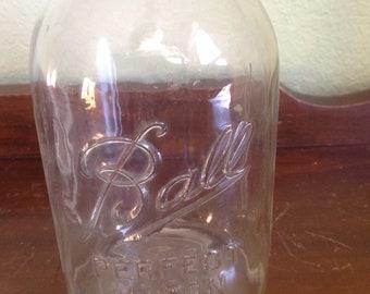 ball quart jar