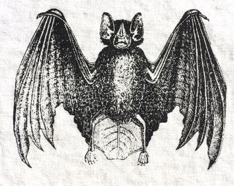 The Batty Bat patch