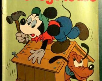 Walt Disneys Mickey Mouse Comic Dell number 68 Oct Nov 1959 VF 8.0