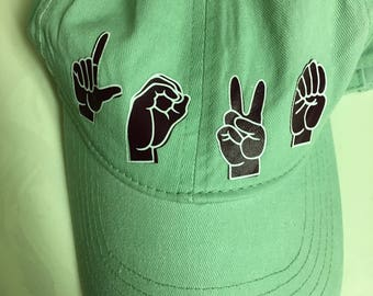 ASL hat