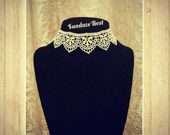 Lace Me Up Neckband