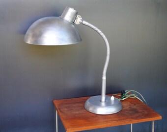Lampe Industrielle Jumo Gs1 Chromee Et Aluminium Poli Lampe De