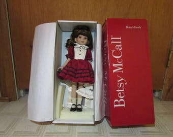 Betsy McCall 1950s Doll