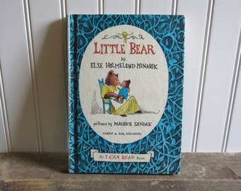 Little Bear children's book early edition 1957