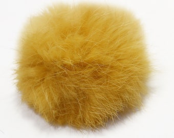 Gold Pom Pom USB Charger for Iphone and Android