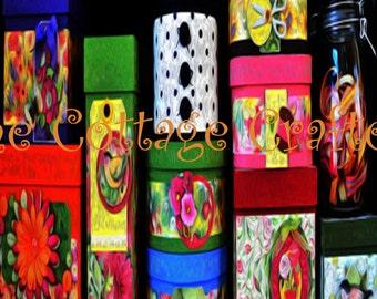 Moms Garden Boxed Art