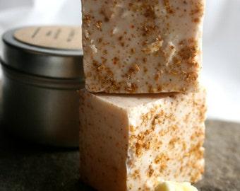 Two Berries Soap - Alaskan herbal skin protection