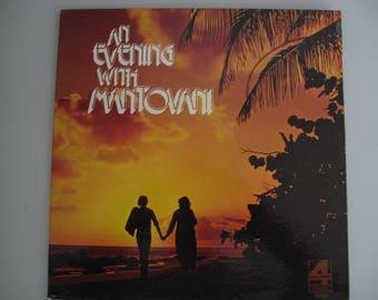 Mantovani - An Evening with Mantovani - Circa 1973
