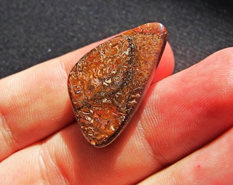 Opal boulder yowah - ref2295 - undrilled
