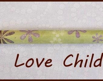 "Love Child Kraft-i Roller - Paper Bead Roller / Tool from the Original Collection 1/8"" or 3/32"" - Tutorial Included"