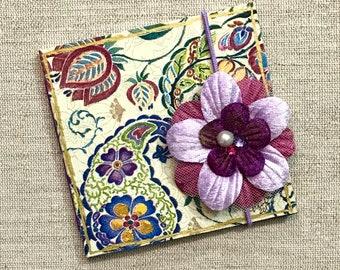 Small Handmade Journal