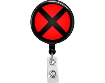 X-Men 2 - Badge Reel Retractable ID Badge Holder