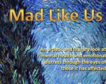 Mad Like Us 2018 Anthology preorder