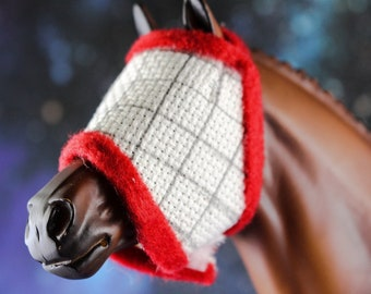 Traditional Breyer Horse Fly Mask
