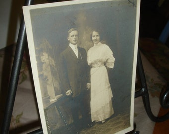 Wedding Photo 1910s