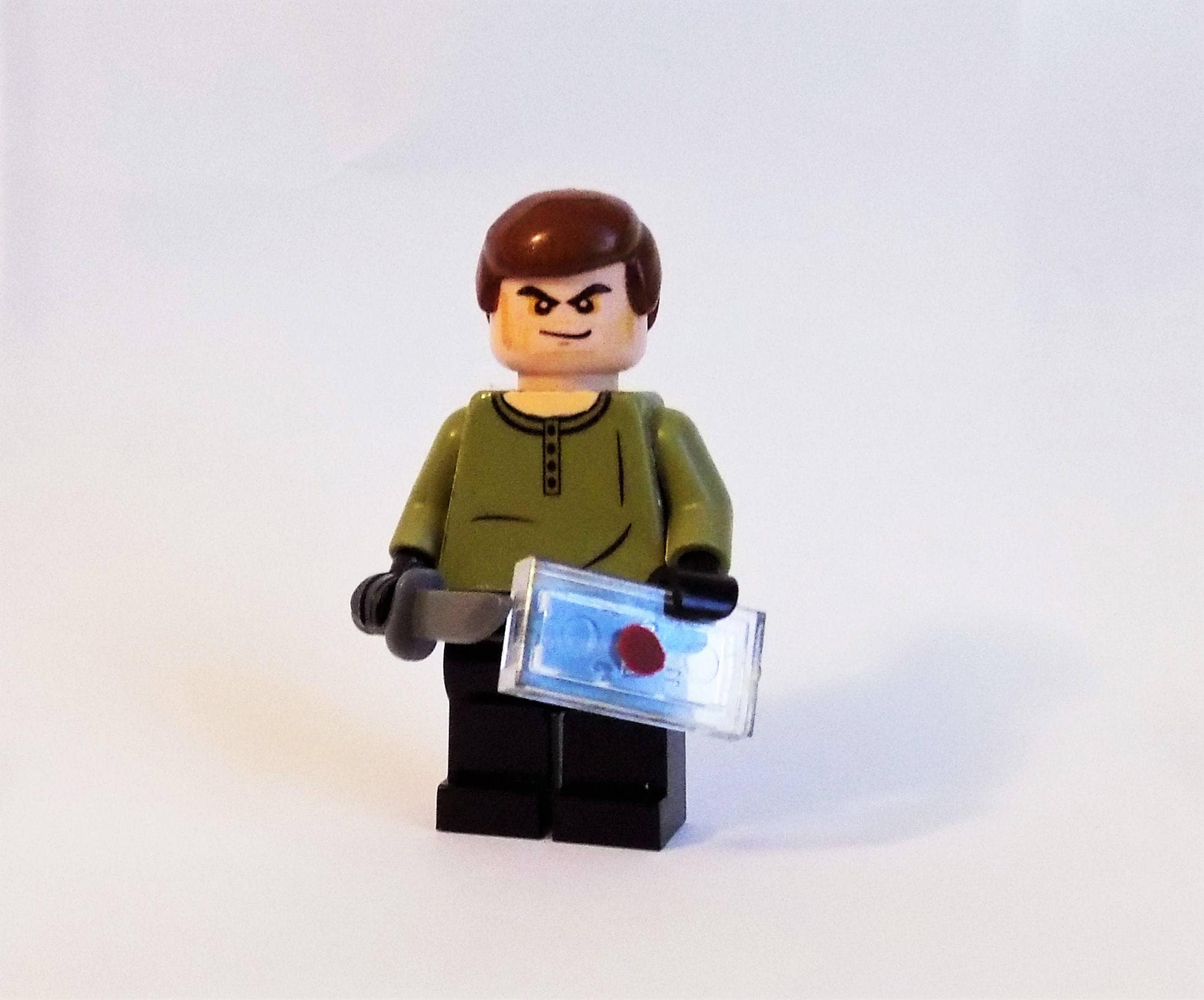 ... MARVEL's Toad - Custom LEGO Minifigure Decal   by Concorer