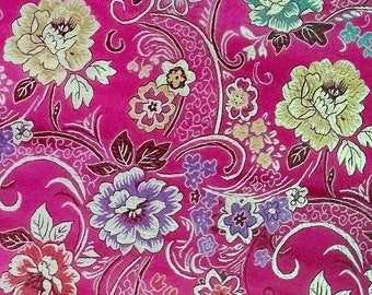 150 CM. In the luxury embroidery (11) A beautiful brocade fabric