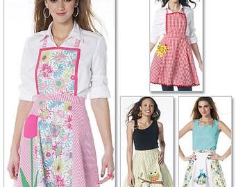 McCalls 6334 Apron Sewing Pattern