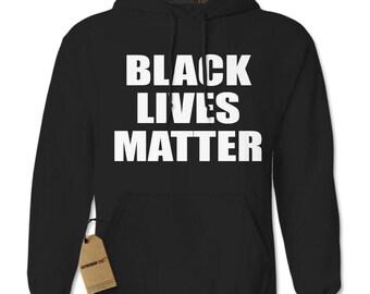 Black Lives Matter Adult Hoodie Sweatshirt