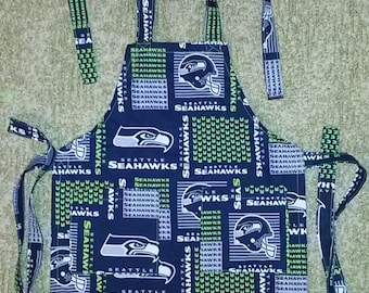 Childs Seahawk Apron